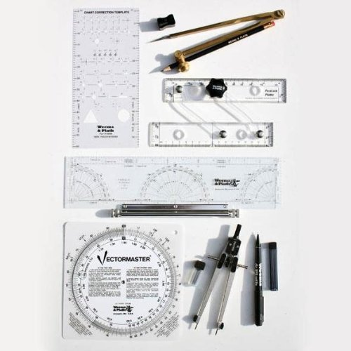 Weems & Plath Professional Mariner' s Kit by Weems & Plath