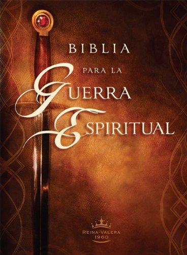 Biblia Para la Guerra Espiritual-Rvr 1960 por Casa Creacion