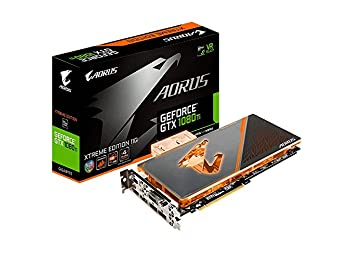 AORUS GeForce GTX 1080 Ti Waterforce WB Xtreme Edition 11GB  Ekran Kartı - GV-N108TAORUSX WB-11GD