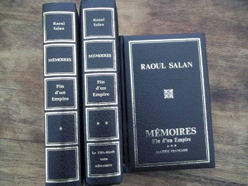 Mémoires, en 3 volumes, premier volume ...