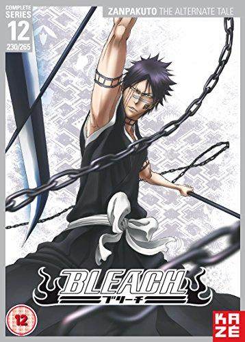 Preisvergleich Produktbild Bleach Complete Series 12 - Zanpakuto: The Alternate Tale (Episodes 230-265) [DVD] [UK Import]