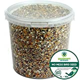 GardenersDream No Mess Seed Mix - All Year Round Wild Bird Food For