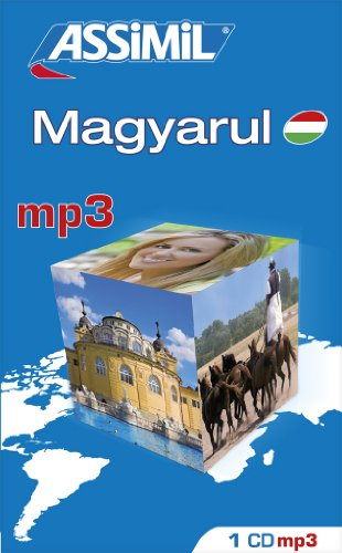 CD Magyarul MP3 par (Boîte - Jan 22, 2013)
