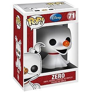 The Nightmare Before Christmas Pesadilla Antes De Navidad Figura Vinilo Zero 71 Figura de coleccin