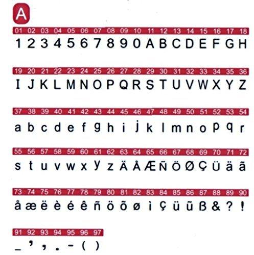 Bernette Sew&GO 8 Computer-Nähmaschine mit 197 Programmen – Nähen, Patchen, Quilten - 7