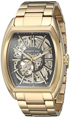 kenneth-cole-new-york-mens-automatic-stainless-steel-dress-watch-colorgold-toned-model-10030813