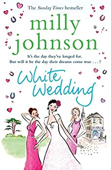 White Wedding by [Johnson, Milly]