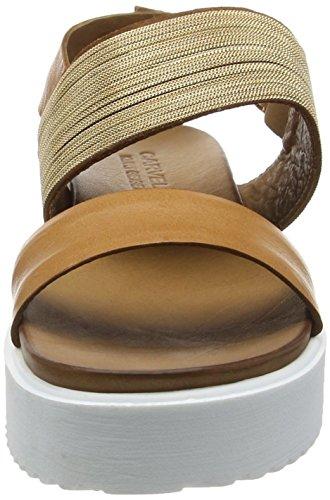 Carvela Kip, Sandales Plateforme femme Beige - Beige (marron clair)