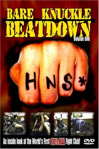 Bild von Bare Knuckle Beatdown 1 [DVD] [Import]