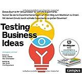 Testing Business Ideas: Mit kleinem Einsatz durch schnelle Experimente zu großen Gewinnen