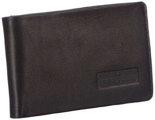 Maitre Herren Melmak Gerno BillFold SH1 Geldbörsen, Schwarz (black 900), 10x8x1 cm