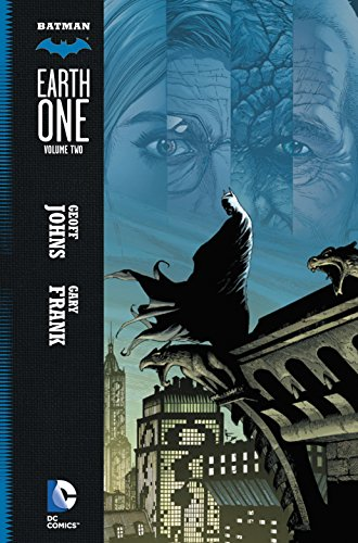 Maske Held Kostüm - Batman: Earth One Vol. 2