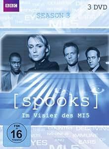 Spooks: Im Visier des MI5 - Season 3 [3 DVDs]