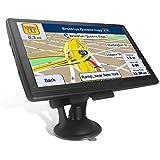 Navegación GPS para Coche con Pantalla táctil de 7 Pulgadas, 8 G, Incluye mapas