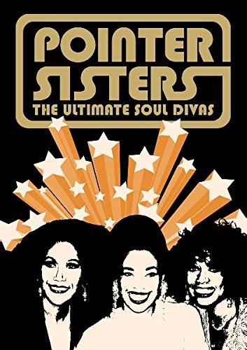 Price comparison product image Pointer Sisters - Ultimate Soul Divas [2005] (Region 1)(NTSC) [DVD] [US Import]