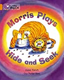 Morris Plays Hide and Seek: Band 06/Orange (Collins Big Cat)