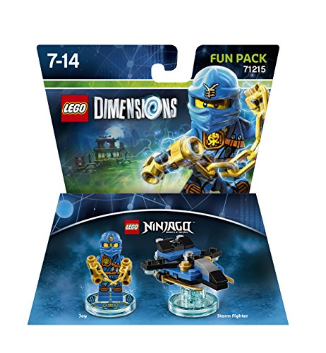 LEGO Dimensions - Fun Pack - Jay