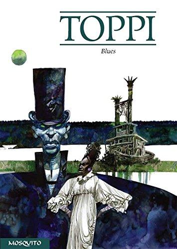 L'héritier : Blues par Sergio Toppi