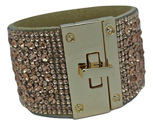 Sweet 7 Damen Armband Bracelet Metallverarbeitung roségold