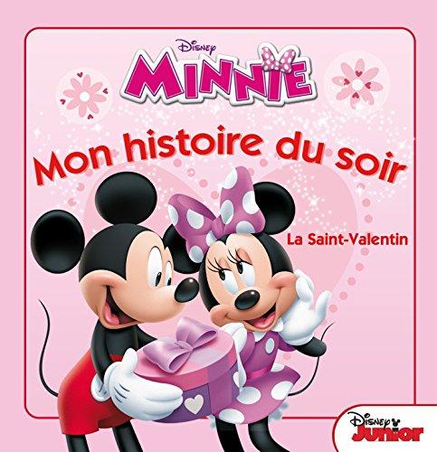Minnie et la Saint-Valentin, MON HISTOIRE DU SOIR