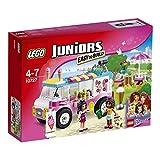 LEGO 10727 Juniors Emma's Ice Cream Truck, 4-7 Years