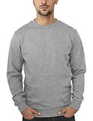 Urban Classics Herren Sweatshirt Crewneck Sweater