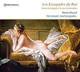 Les Escapades Du Roi, Plaisirs Et Intrigues A La Cour De Versailles
