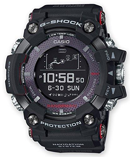 Casio Reloj Digital para Hombre de Cuarzo con Correa en Resina GPR-B1000-1ER