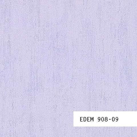 CAMPIONE di carta da parati 908-serie   goffrata effetto di tessuto monocolore moderno, 908-XX:S-908-09 - Serie 908