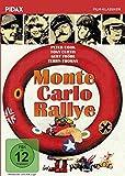 Monte Carlo Rallye / Filmklassiker mit Starbesetzung (Pidax Film-Klassiker)