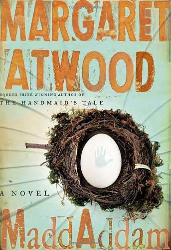 Buchseite und Rezensionen zu 'MaddAddam: A Novel' von Margaret Atwood