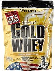 Weider Gold Whey Protein, Vanille (1 x 500 g)