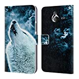 Official Simone Gatterwe Howling Wolf Animals 2 Leather
