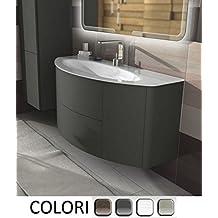 Mobili bagno sospesi casa e cucina - Specchiera bagno amazon ...