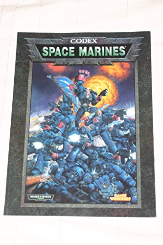 Codex: Space Marines (Warhammer 40,000) by Andy Chambers (1-Oct-1998) Paperback