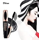Best 3d Fiber Lash Mascaras - Dkina 3D Silk Fiber Lash Mascara, Black Mascara Review