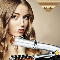 MeiZiWang Warmluftbürste Professional Friseur Werkzeug Haare Richten Clamp Duplex Pinsel preisvergleich bei billige-tabletten.eu