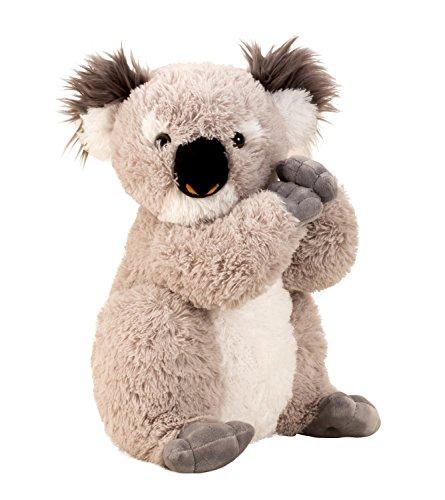 Lifestyle & More Kuschelig weicher Koalabär Koala Kuschelbär 40 cm groß Plüschbär Kuscheltier samtig weich - zum liebhaben