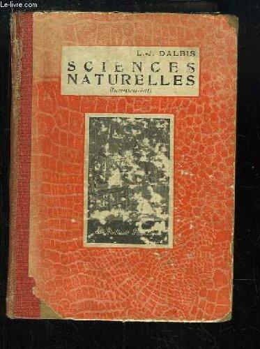 Sciences Naturelles. Baccalauréats. Programme du 8 juin 1925