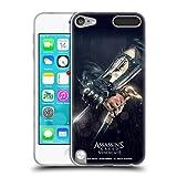 Head Case Designs Offizielle Assassin's Creed Waffen Verband Schluessel Kunst Soft Gel Huelle kompatibel mit Apple iPod Touch 5G 5th Gen