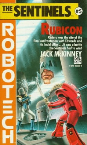 Rubicon (Sentinels) by Jack McKinney (1988-07-12)