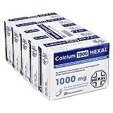 Calcium 1000 mg HEXAL, 100 St. Brausetabletten