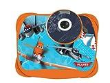 LEXIBOOK LE-DJ134PL Fotocamera Digitale per Bambini con Flash, Planes, Arancione