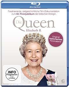 Die Queen - Elizabeth II. [Blu-ray]