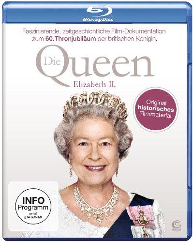 Preisvergleich Produktbild Die Queen - Elizabeth II. [Blu-ray]