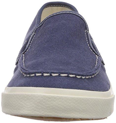 Timberland EK Hookset Camp FTM Venetian Herren Sneakers Blau (BLACK CANVAS)