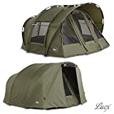 Lucx Fishing Shelter/Bivvy 'Leopard' 1-3 + Winter Skin