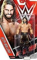 SETH ROLLINS - WWE SERIE BASIC 63 MATTEL GIOCATTOLO WRESTLING ACTION FIGURE