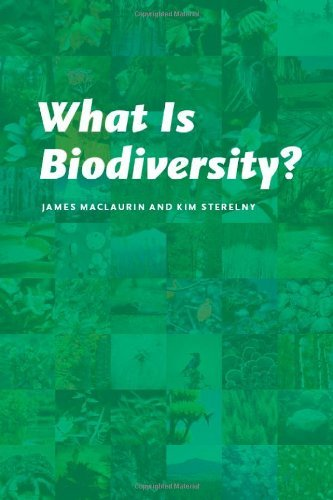 What is Biodiversity?: Written by James Maclaurin, 2008 Edition, (1st Edition) Publisher: University of Chicago Press [Paperback]