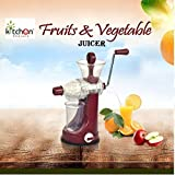 Kitchen Khajana™ Premium Fruit & Vegetable Juicer With 30% Extra Juice Extraction